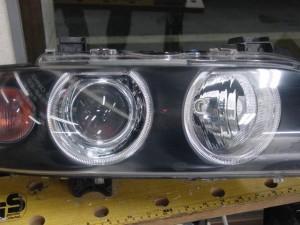 E39ヘッドライト
