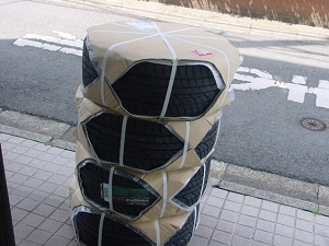 E46タイヤセット
