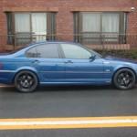 E46 Mスポーツ タイヤ交換