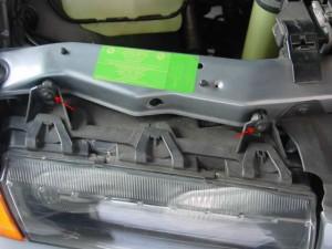 E36ヘッドライト