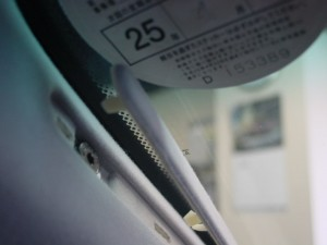 E46 Aピラーカバー