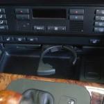 E39ドリンクホルダー交換