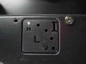 E46 CDチェンジャー