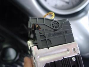 R50 MINI オーディオコネクタ