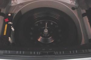 E46スペアタイヤ