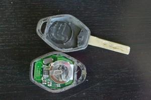E46電波キー
