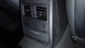 E90センターコンソールリアカバー