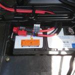 E53 X5 バッテリー交換