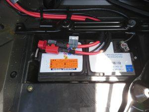 E53 X5 バッテリー